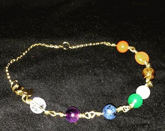 Chakra Bracelet & Anklet