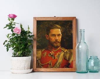 Tom Hardy Limited Artwork