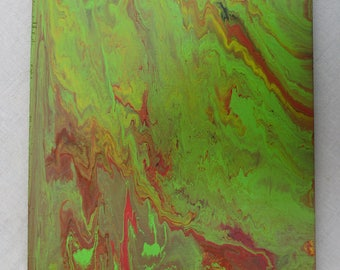 """UV paint - """"Veins of the earth"""""""