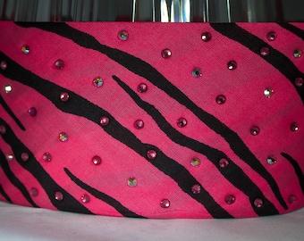Beautiful bandana with Genuine Swarovski Crystals!