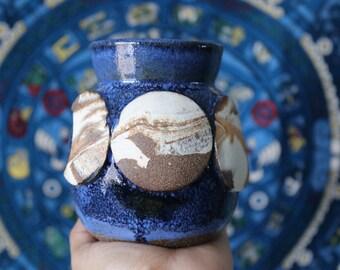 Small Marble Moon Phase Mug