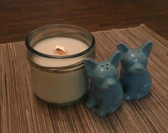 Citrus, Sage, and Begamot 10 oz. Candle