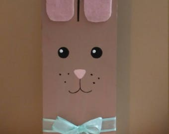 """16"""" Brown Easter Bunny Decoration"""