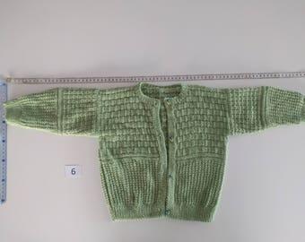 Handmade baby knitwear 6