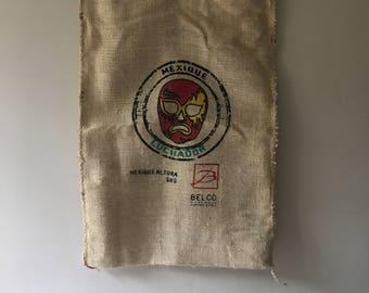 Bag has coffee