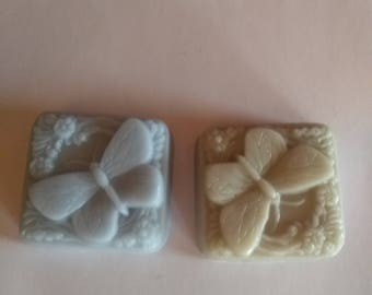100% Goats Milk Soap!!! Butterflies!!!