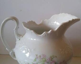 Vintage pitcher.