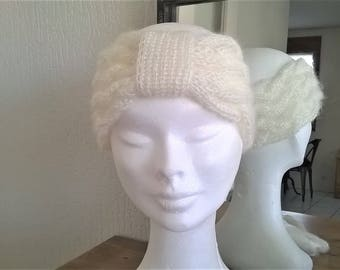 Ecru women HEADBAND