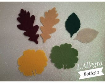 Applications-die thousand-year-old felt leaves