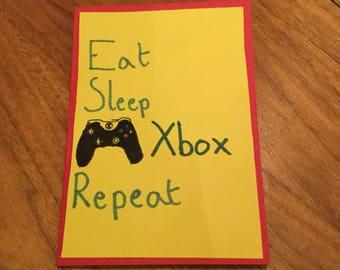 Xbox card