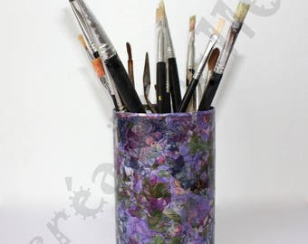 Original brush pot
