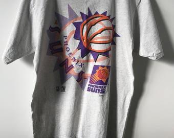 Vintage 90s NBA Phoenix Suns t shirt