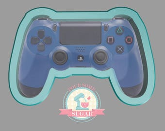 Game Controller PS Cookie Cutter