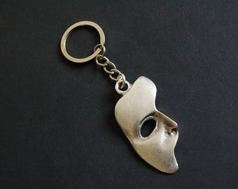 Phantom of the opera Keychain Keyring
