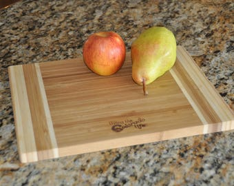Bamboo Cutting Board - Living the Colorado Life