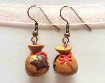 Earrings animal crossing