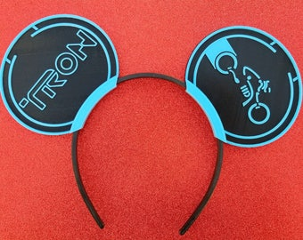 Tron Ears - TWO SIDED OPTION!
