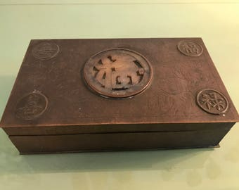 Metal Jewelry Box From China