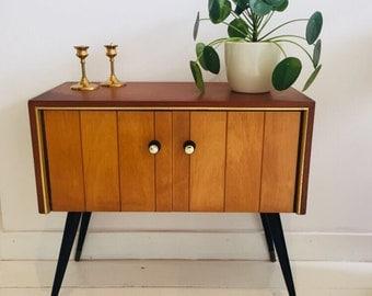 Teck midcenturymodern armoire vintage rétro 1960-1969