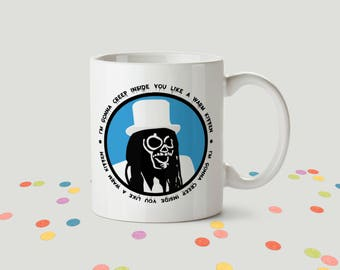 Mighty Boosh Ceramic Mug
