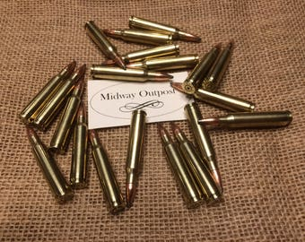 5.56 / .223 Dummy Rounds for Crafts  (50 pack)