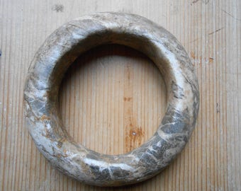 Antique stone bangle bangle Africa Handmade