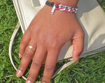 Just a trendy bracelet. Just Love!