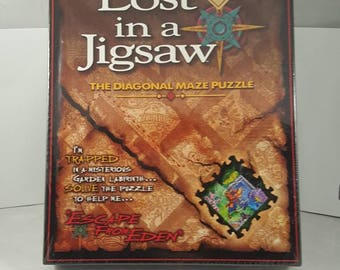 Lost in a Jigsaw puzzle