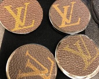 Auth repurposed Louis Vuitton grip