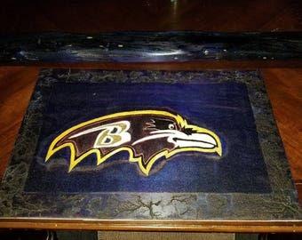 Baltimore Ravens painting