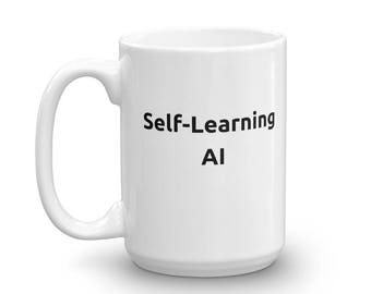 OG Self-Learning AI Mug made in the USA