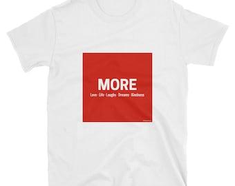 More Short-Sleeve T-Shirt