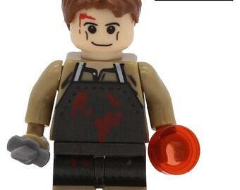 Dexter Morgan: Dexter (LEGO Compatible)
