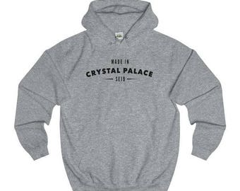 Made In Crystal Palace T-Shirts/Sweaters/Hoodies