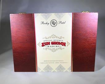 Rocky Patel Sun Grown Cigar Box