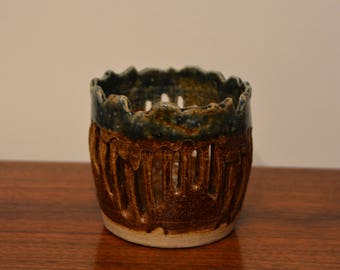 Forest Themed Candle Holder