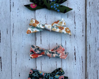 Rifle Paper Co. Schoolgirl Bow