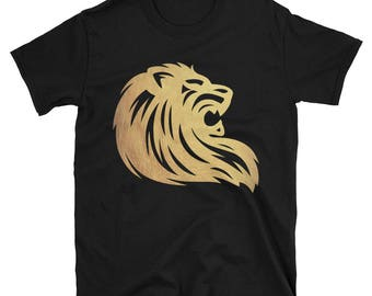 Gold Lion Shirt