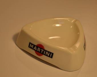 Vintage Martini ashtray