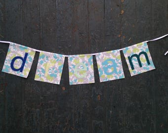 DREAM banner (Baby Gift Series)