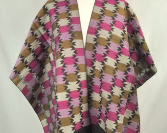 Handwoven weft-inlay pattern Cotton Scarf, Luxurious Scarf, Handmade Scarf, Handloom woven Scarves, Stole, Shawl