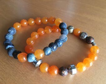 Orange Quartz stack
