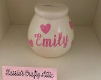Personalised Money boxes