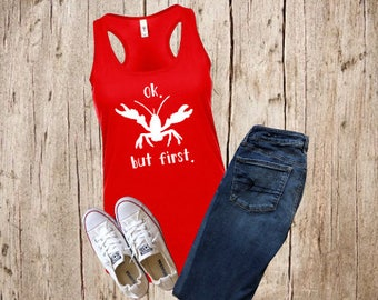 Crawfish Tank Top