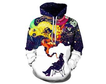 Hoodie Art, Hoodie Pattern, Pattern Hoodie, Graphic Hoodie, Graphic Sweatshirt, Art Hoodie, Art Hoodies, Art, Hoodie, 3d Hoodie - Style 23