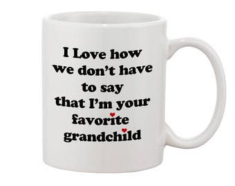 Grandmother Gift mug Gift for Grandma Grandmother grandma gift Grandma gifts for grandma grandma personalized mug under 20 gift grandparents