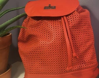 60's style backpack
