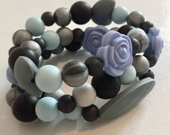 2 in 1 Teething Bracelet/Necklace