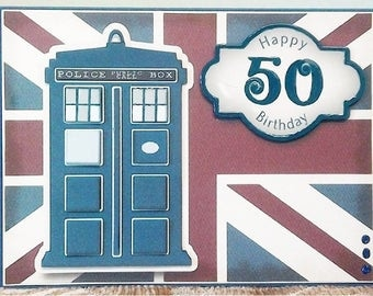 Whovian Birthday