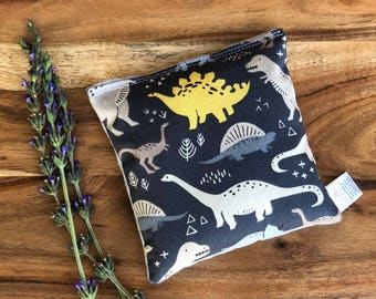 Easter Basket Gift - Boo Boo Bag - Microwave Bean Bag - Bean Bag Heating Pad - Sensory Toy - Kid's Gift - Flax Seed Heat Pad - Microwaveable